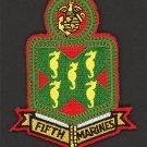 FIFTH MARINES REGIMENT USMC MILITARY PATCHES CAMP PENDLETON CALIFORNIA SOLDIER