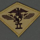 USMC 2nd Marine Aircraft Wing PATCH Class-A worthy ! 2nd MAW 2d Air Wing Subdued