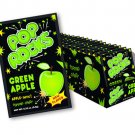 Pop Rocks Popping Candy Packs Green Apple: 24-Piece Box Free Shipping