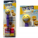 BRAND NEW MOC Pez Candy Emoji Dispensers - Cheesin Emoji early 2017 release!!