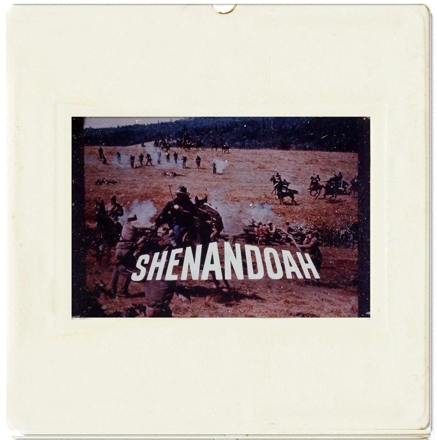35mm SLIDE: HOLLYWOOD MOVIES: Shenandoah (1965)