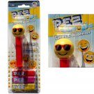 BRAND NEW MOC Pez Candy Emoji Dispensers - Chillin Emoji early 2017 release!!