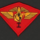US WW2 USMC Marine Corps 1st  Marine Air Wing Patch ! 1st MAW 1d Air Wing Marine