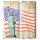 4th of July Party Supplies12 Personalized Candy Wrappers Statue of Liberty NYC