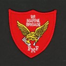 1ST MARINE BRIGADE FMF USMC PATCH HAWAII WAR COMBAT SOLDIER RIFLEMAN USA ISLANDS