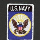 US NAVY SEAL LOGO CREST PATCH VETERAN PIN UP GIFT TOPGUN NAS NCIS BALD EAGLE