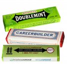25 Custom Wrapped Packs of Wrigley's Chewing Gum
