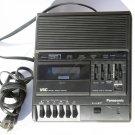 Panasonic RR-830 Cassette Transcriber W