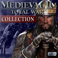 Medieval II Total War Collection Steam Key PC Game (PC Download)
