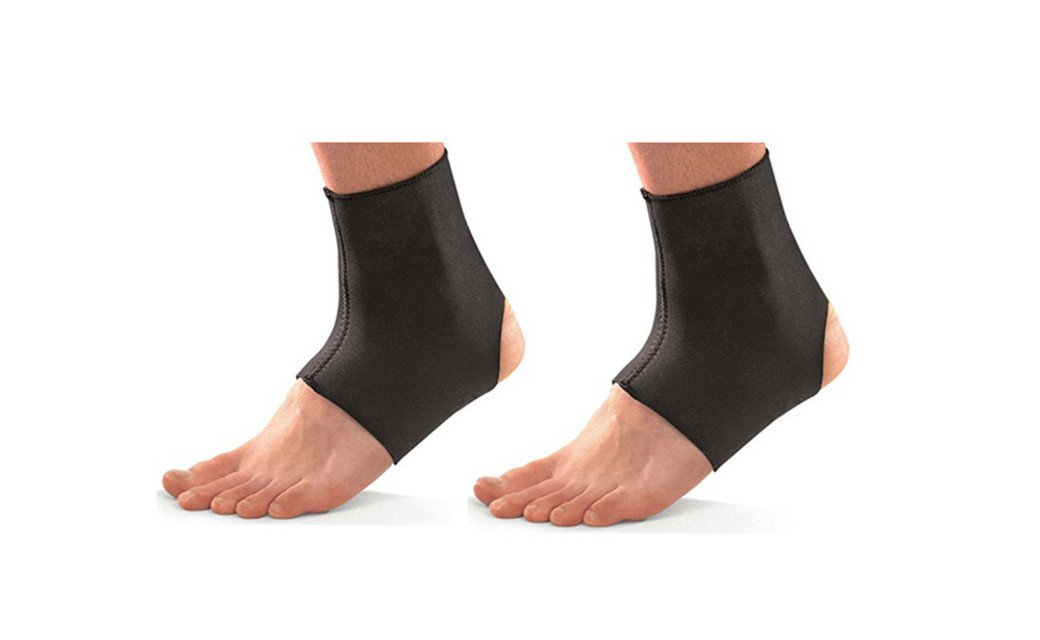 Comfortable Sports Athlete Neoprene Ankle Support Injury Prevention