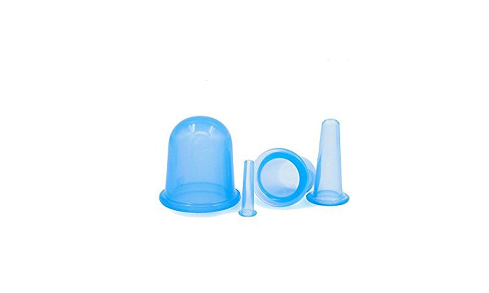 Perfect Cellulite-Reducer Suction Cups - Massage Accessories (4-Pack)