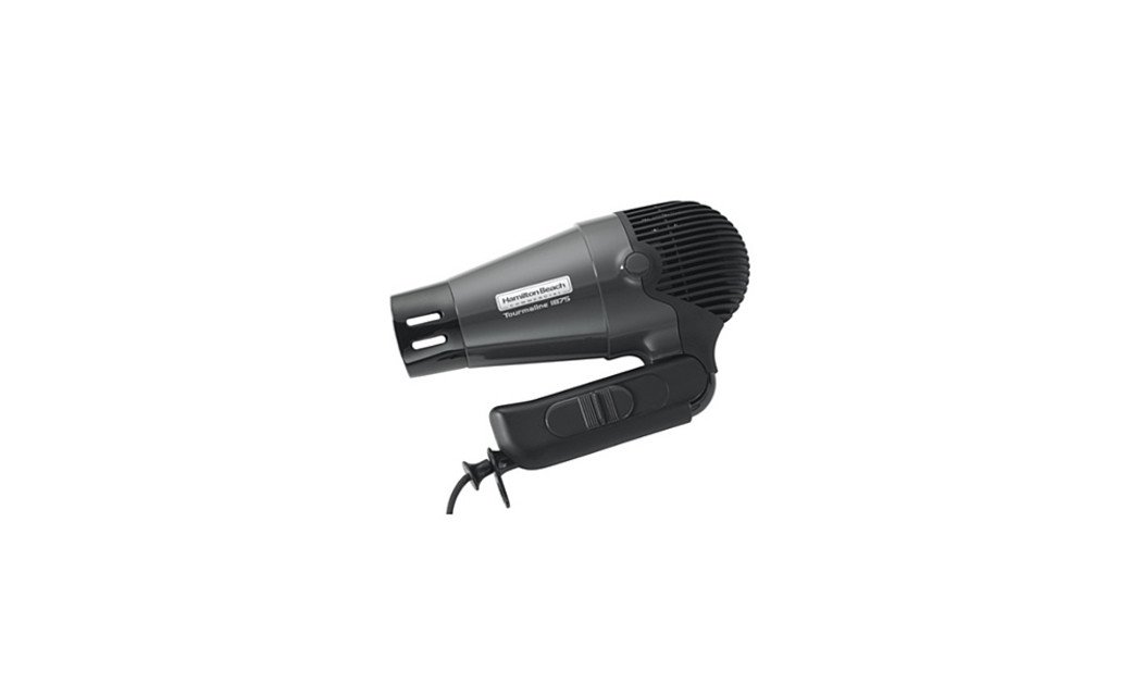 Lightweight Commercial Tourmaline Hair Dryer with Three Air and Heat