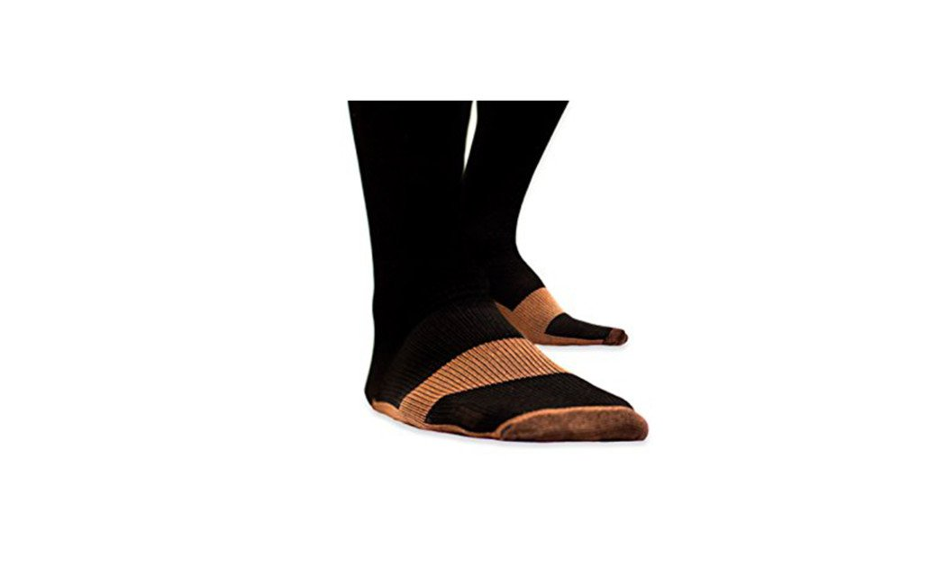Perfect Reduce Swelling Copper Compression Socks Men and Women
