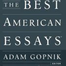 The Best American Essays 2008 - Paperback Book Nonfiction