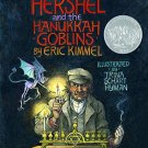 Hershel and the Hanukkah Goblins by Eric Kimmel - Illustrated Softcover Childrens Book