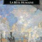 La Bete Humaine by Emile Zola - Paperback Classics USED