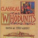 Classical Whodunits : Murder and Mystery from Ancient Greece and Rome - Hardcover Anthology