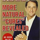 """More Natural Cures """"They"""" Don't Want You to Know About by Kevin Trudeau - USED Paperback"""