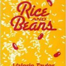 Rice and Beans by Valerie Taylor - USED Paperback Lesbian Romance