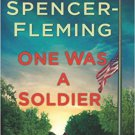 One Was a Soldier by Julia Spencer-Fleming - Hardcover Mystery