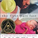 The First Part Last by Angela Johnson - Paperback Fiction