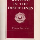 Writing in the Disciplines : Third Edition - USED Undergraduate Reference