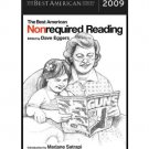 The Best American Non Required Reading 2009 - Dave Eggers, editor - Paperback