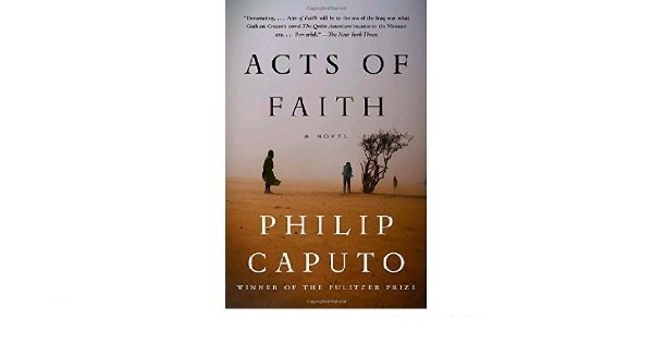 Acts of Faith by Philip Caputo - Trade Paperback USED Fiction