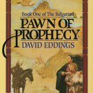 Pawn of Prophecy (Belgariad) by David Eddings - Mass Market Paperback