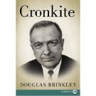 Cronkite by Douglas Brinkley - Paperback Biography