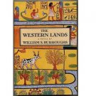 The Western Lands by William S. Burroughs - Hardcover FIRST EDITION