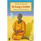 So Long a Letter (African Writers) by Mariama Ba - Paperback USED