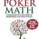 Essential Poker Math, Expanded Edition (Hold em) by Alton Hardin - Paperback