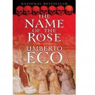 The Name of the Rose by Umberto Eco - Paperback USED