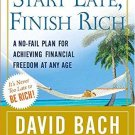 Start Late, Finish Rich by David Bach - Paperback Personal Finance
