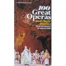 100 Great Operas and Their Stories by Henry W. Simon - Paperback USED