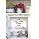 The Provence Cure for the Brokenhearted by Bridget Asher - Paperback USED