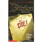 The Invitation : A Novel by Diane Hoh - Paperback USED