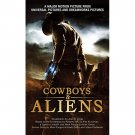 Cowboys & Aliens by Joan D. Vinge - Paperback Movie Tie-In