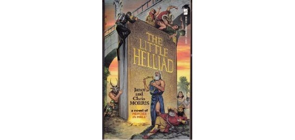 The Little Helliad by Janet and Chris Morris - Paperback USED Mythology