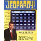 The Jeopardy! Book by Alex Trebek and Merv Griffin - Paperback USED