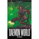 Daemon World (Warhammer 40,000) by Ben Counter - Paperback USED Like New