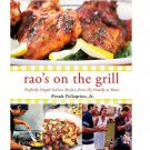 Rao's on the Grill : Italian Recipes by Frank Pellegrino, Jr. - Hardcover Cookbook