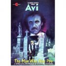The Man Who Was Poe by Avi - A Tale of Terror in Paperback for Teen Readers