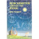 Reincarnation Through the Zodiac by Joan Hodgson - Paperback USED