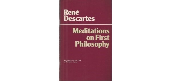 Meditations on First Philosophy by Rene Descartes - Paperback USED
