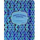 Pretty Pocket Puzzles : Classy Crosswords - Purse Sized Paperback