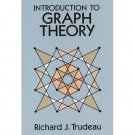 Introduction to Graph Theory 2nd Edition by Richard J. Trudeau - Paperback Dover