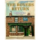 Coronation Street : The Rovers Return Story by Randall Tim - Hardcover OFFICIAL