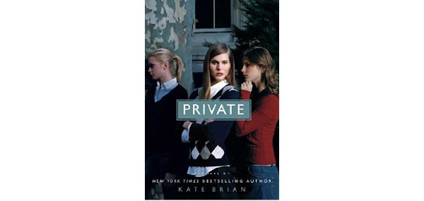 Private : A Novel by Kate Brian - Trade Paperback